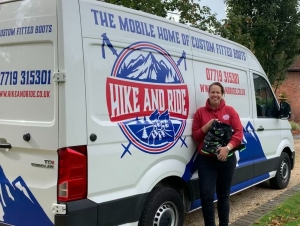 Mobile ski boot fitting service launched