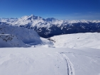 A whole new mountain to ski in La Rosière next season