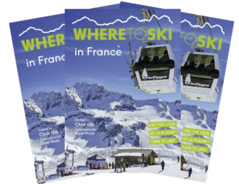 Where to Ski in France is available to buy now at a special reader price