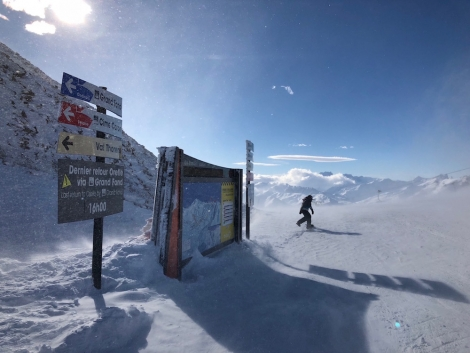 Stay for free in Orelle when you buy a 3 Vallées ski pass in low season