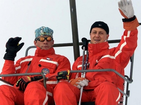 Michael Schumacher suffered 'relatively rare' injuries in a skiing fall