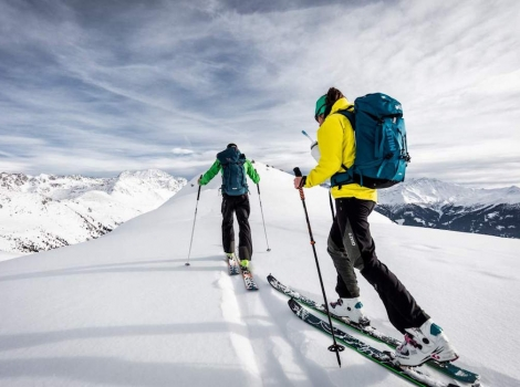 Verbier is running great-value ski mountaineering camps in the run up to the PdG