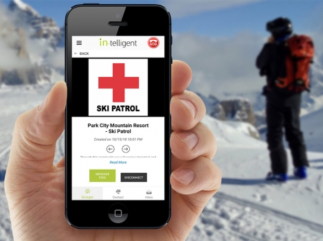 SkiConnect promises to put skiers and snowboarders directly in touch with emergency responders