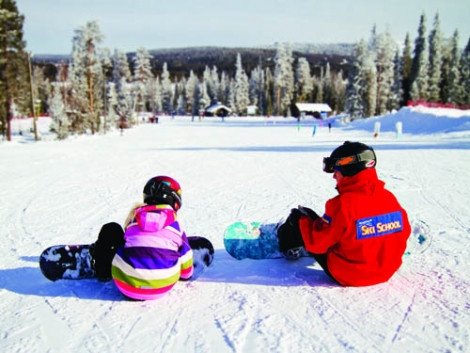 Crystal's new family guide offers tips to help your kids enjoy ski school