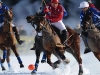 Polo teams head for the snow