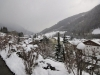 Snow falls for Austria and Switzerland