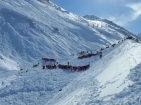 Tignes in mourning after avalanche