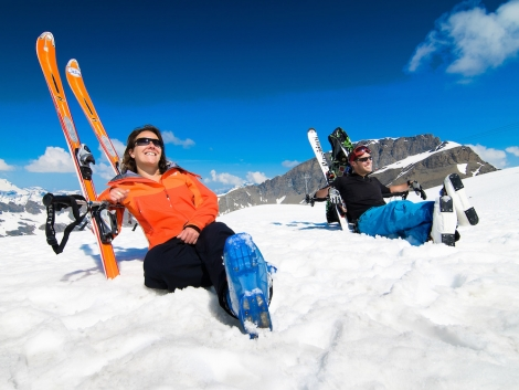 For the first time ever, Val d'Isère will open some winter pistes for summer skiing in June