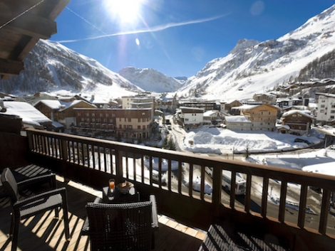 The revision weeks are available in any Ski Total chalet in Val d'Isère