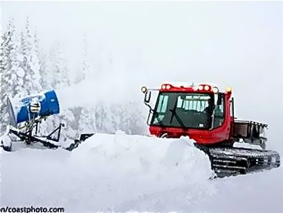 Whistler is getting ready to open on 22 November