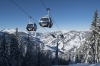 New gondola at Zell am See accesses over 400km of pistes