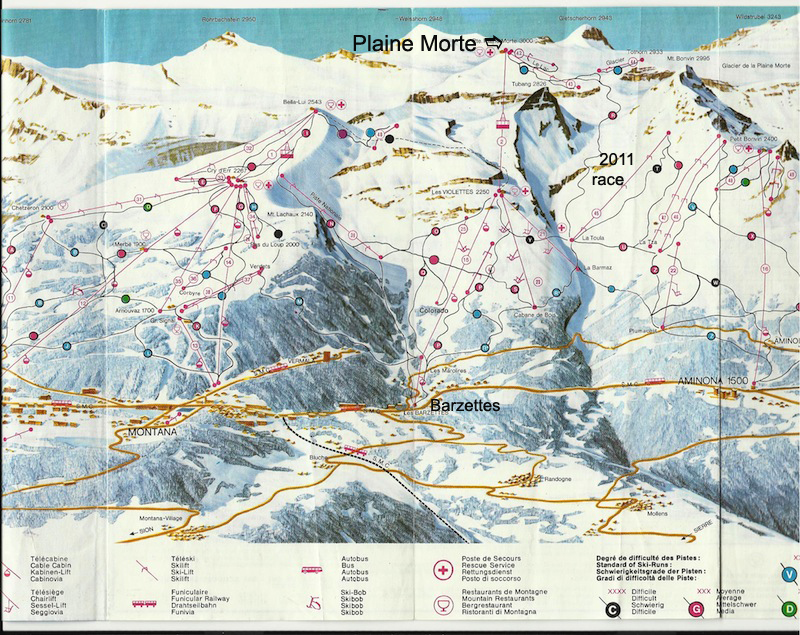Where to Ski And Snowboard Ski history snippet