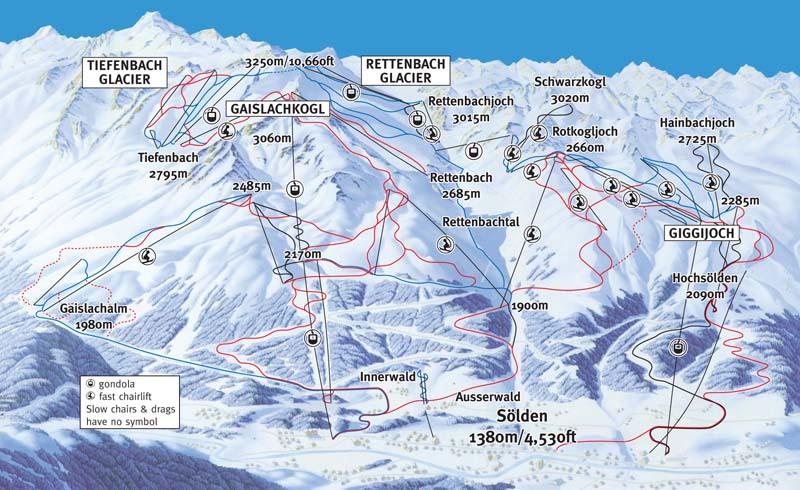 Ski Sölden: resort guide - Telegraph