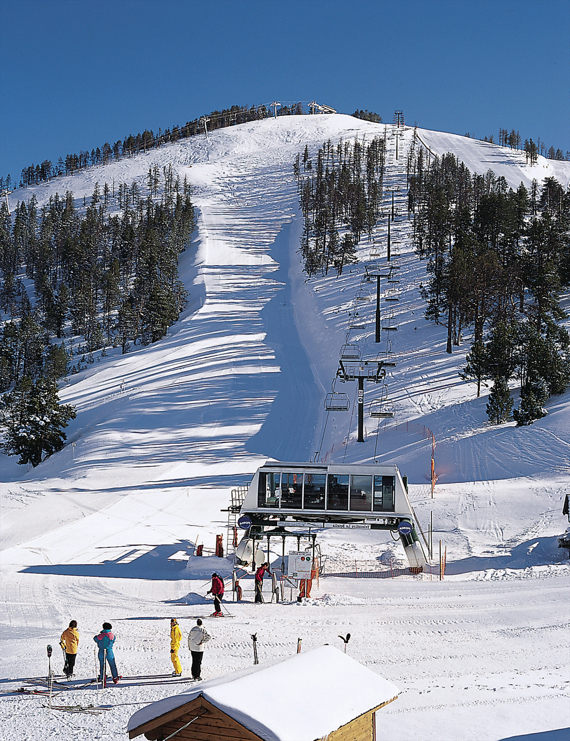 Where to Ski And Snowboard