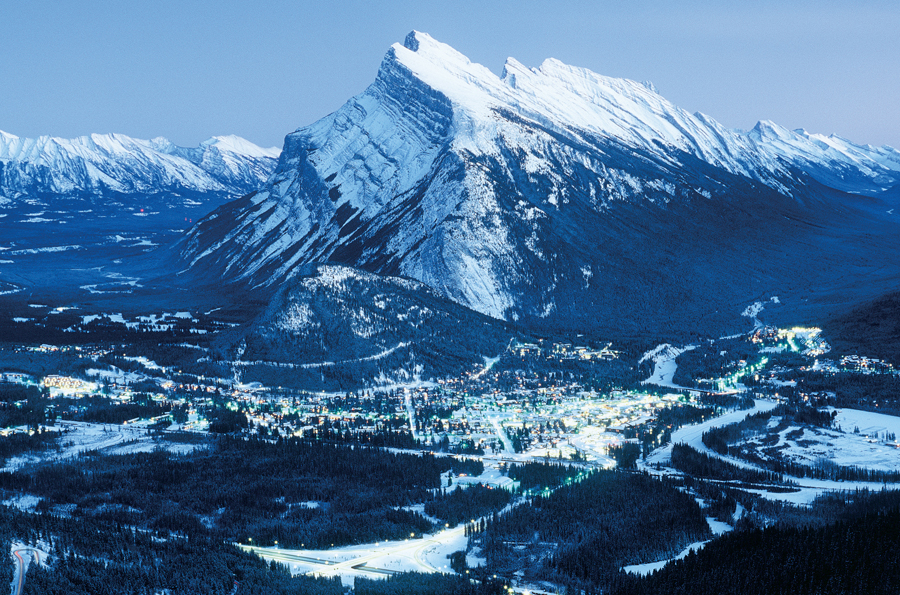 Banff-Townsite---from-Norquay