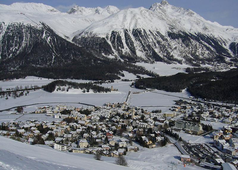 where to ski and snowboard celerina