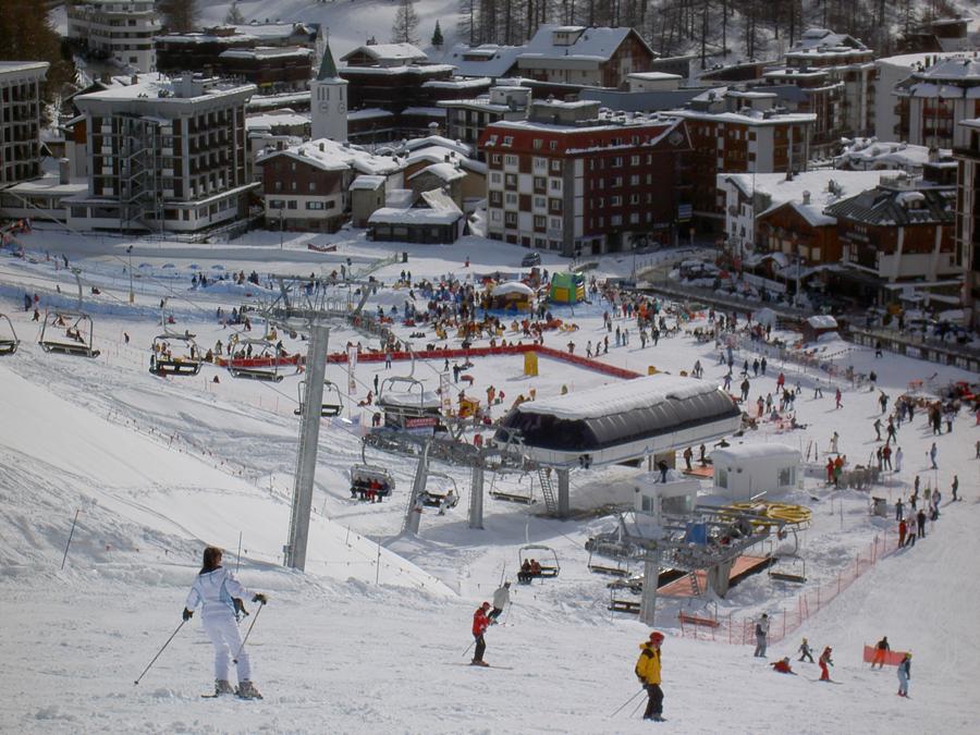 Where To Ski And Snowboard Cervinia