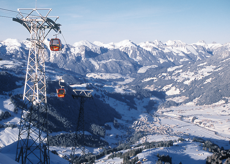 Where to Ski And Snowboard Gstaad