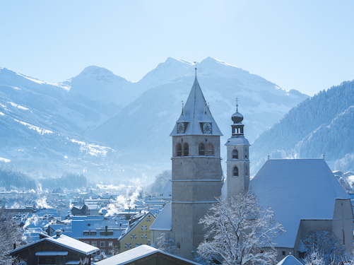 Kitzbühel church © Michael Werlberger