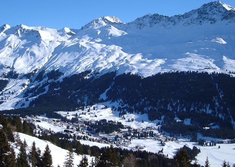 Where To Ski And Snowboard Lenzerheide