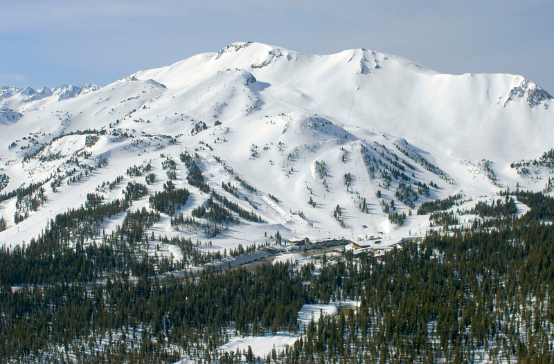 Mammoth mountian