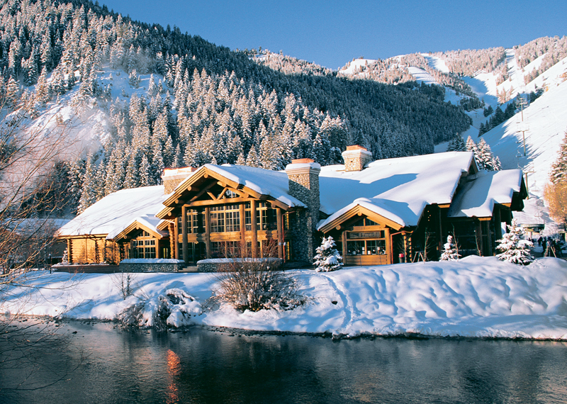 Where To Ski And Snowboard Sunvalley