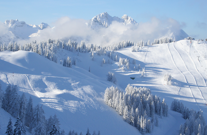 Where to Ski And Snowboard - Wagrain